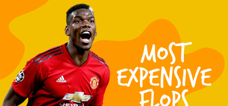 Premier League football most expensive flops