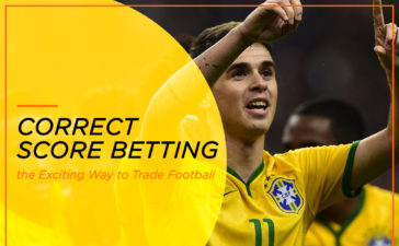 Correct Score Betting: the Exciting Way to Trade in Football