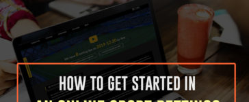 How to get started in an online sport betting?